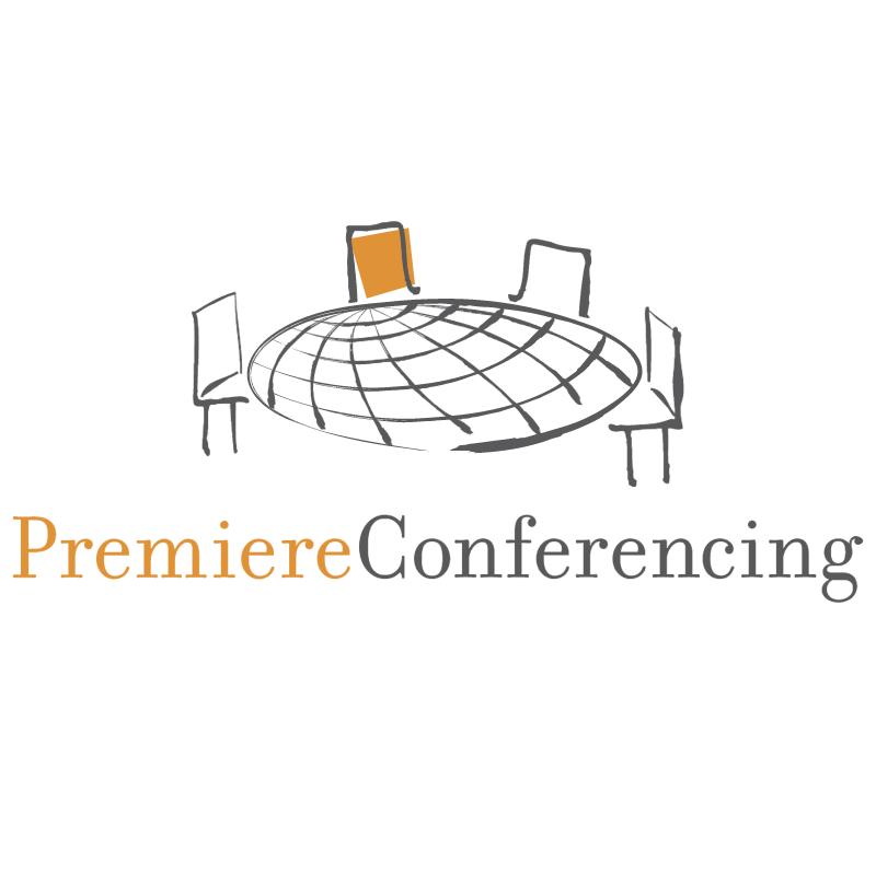 Premiere Conferencing vector
