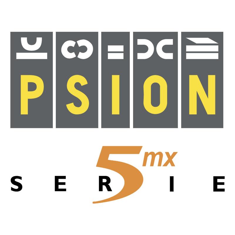 Psion Serie 5mx vector