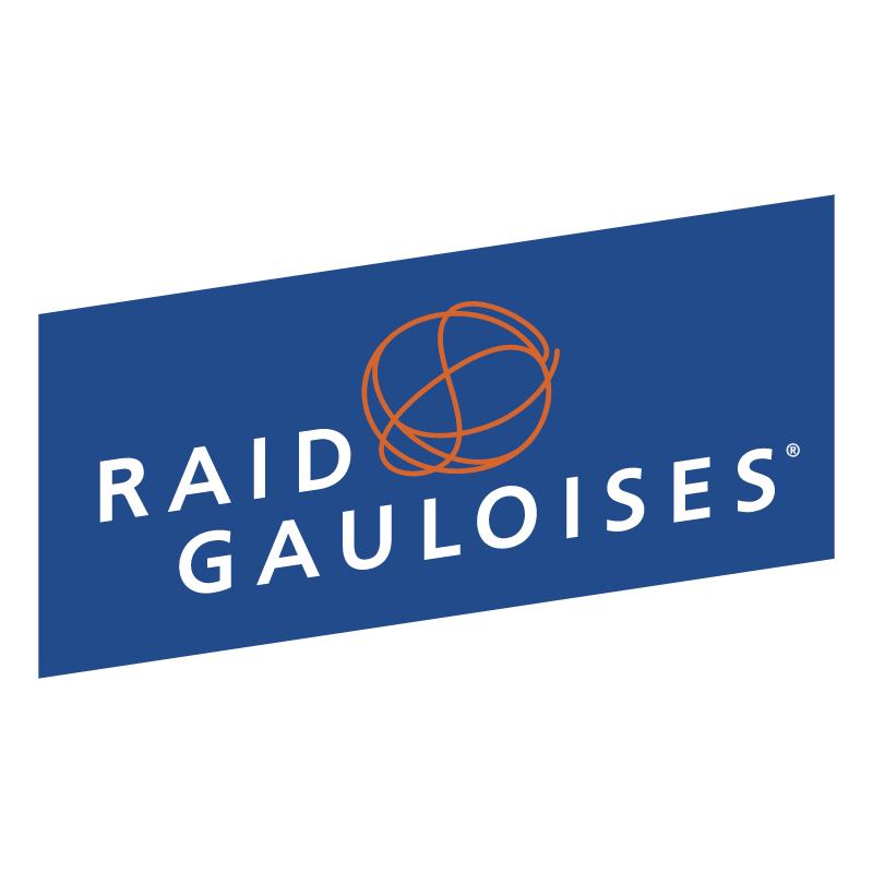 Raid Gauloises vector