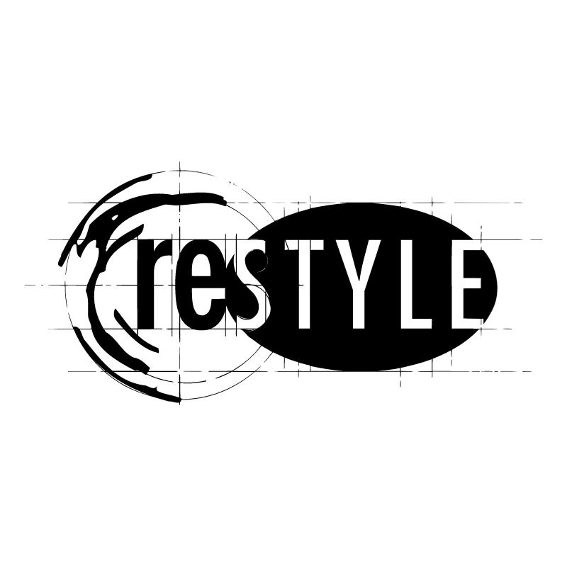 restyle vector logo