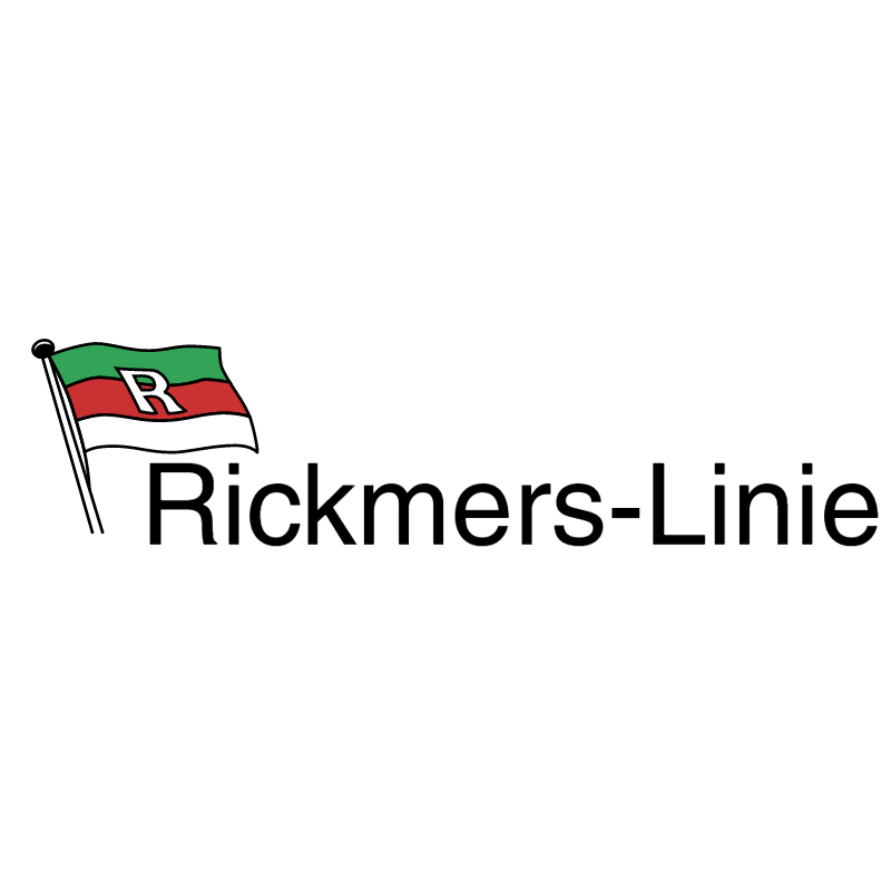 Rickmers Linie vector