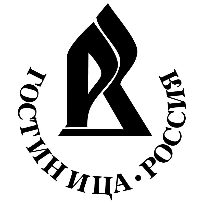 Rossiya Hotel vector