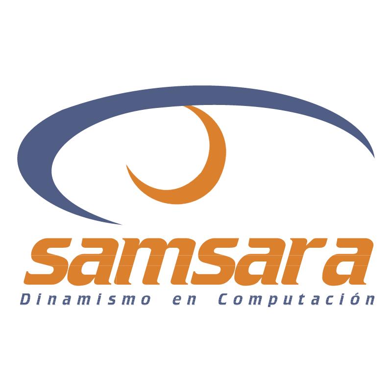 Samsara Computacion vector logo