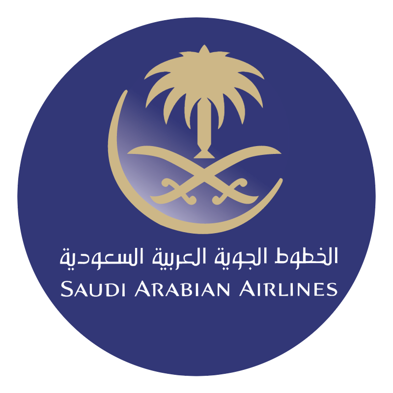 Saudi Arabian Airlines vector