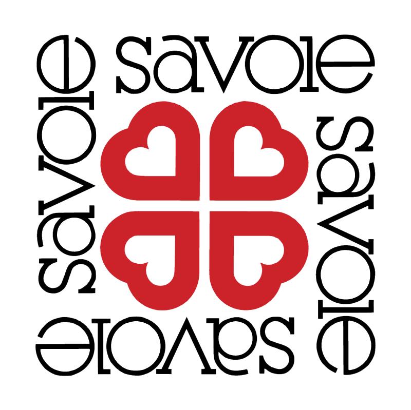 Savoie vector
