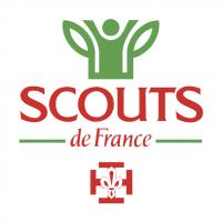 Scouts de France vector
