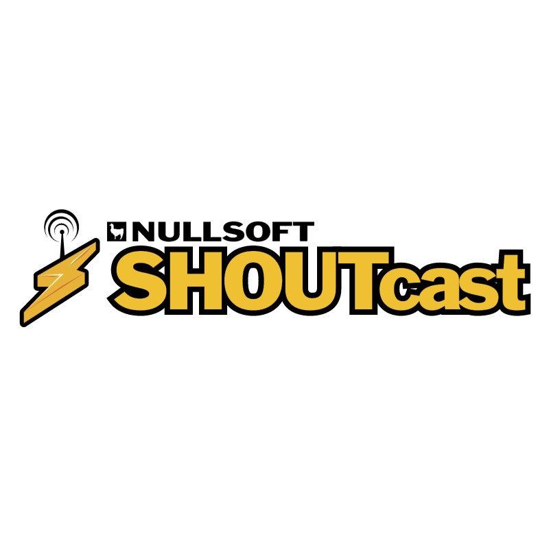 SHOUTcast vector logo