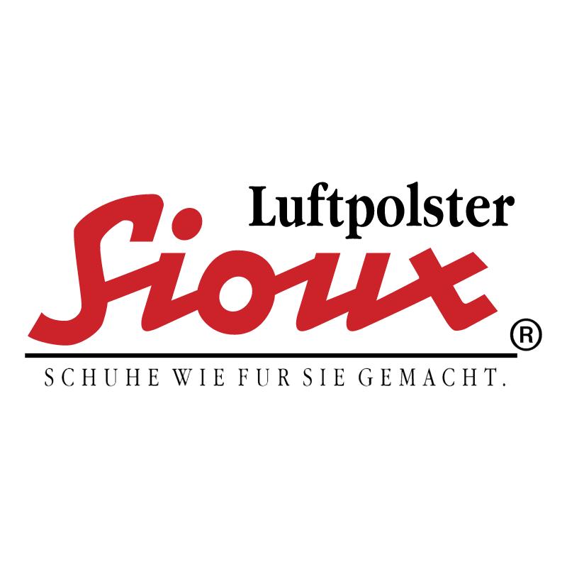 Sioux Luftpolster vector logo