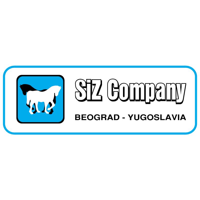 SiZ Company vector