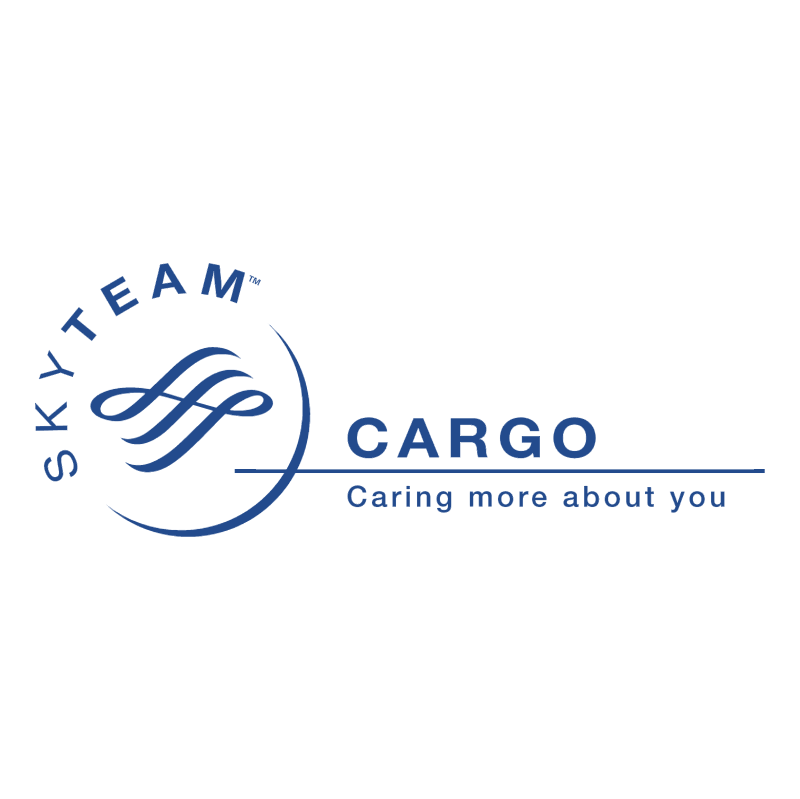SkyTeam Cargo vector