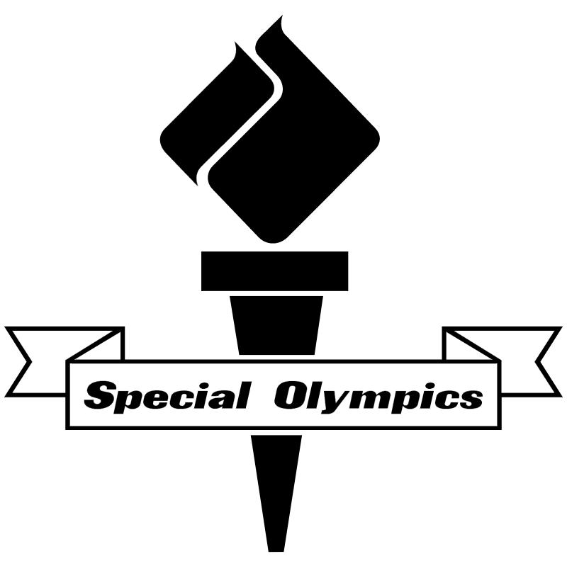 Special Olympics vector logo