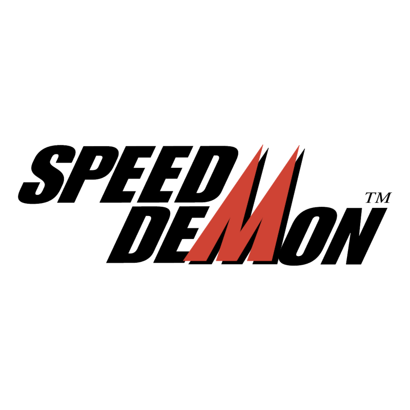 Speed Demon vector