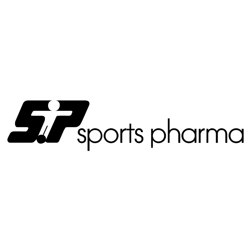 Sports Pharma vector logo