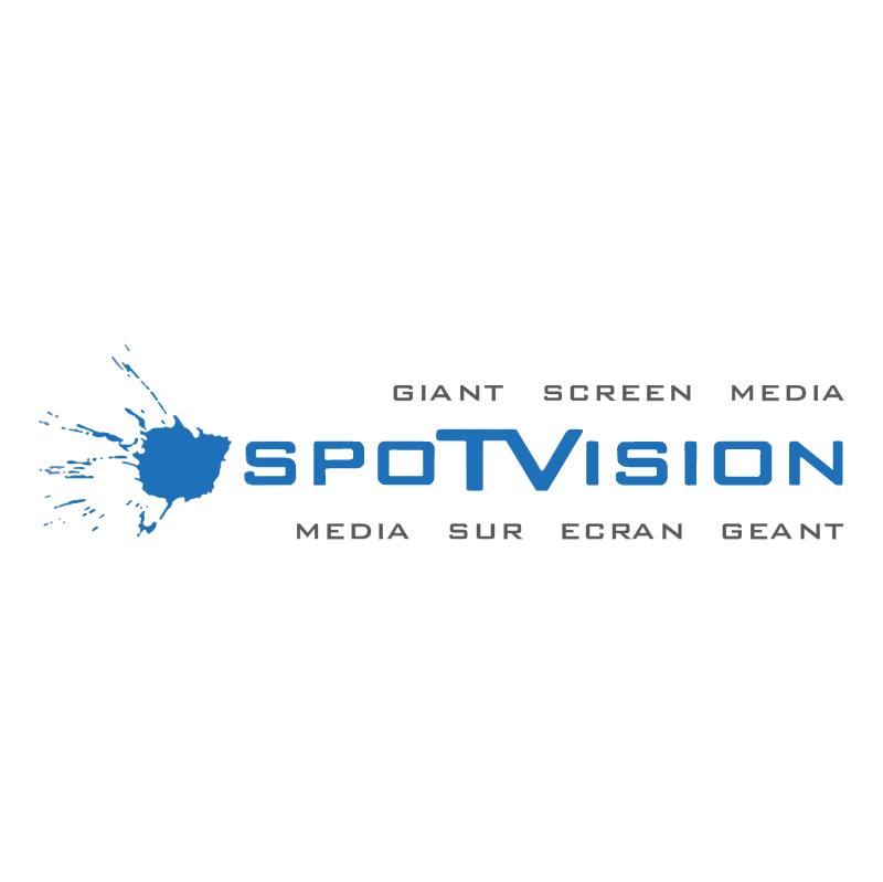 SpoTVision vector