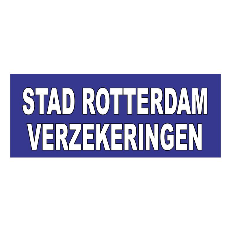 Stad Rotterdam Verzekeringen vector