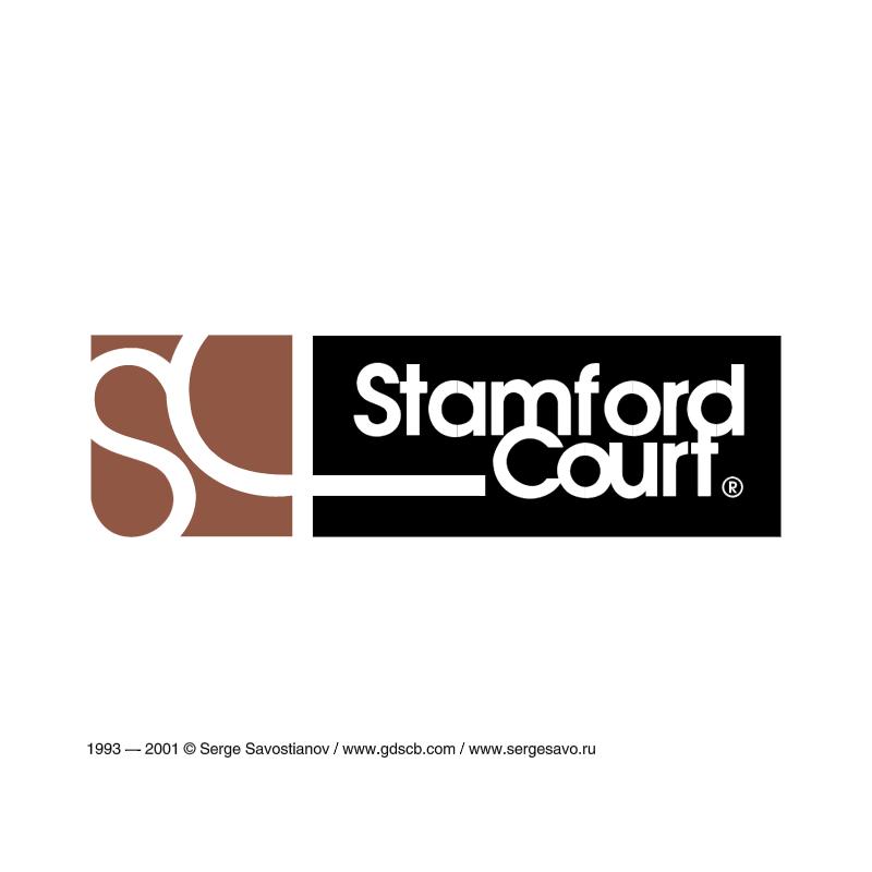 Stamford Court vector