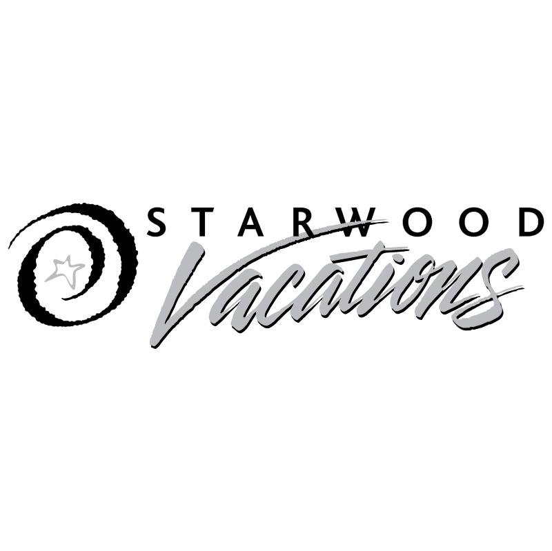 Starwood Vacations vector