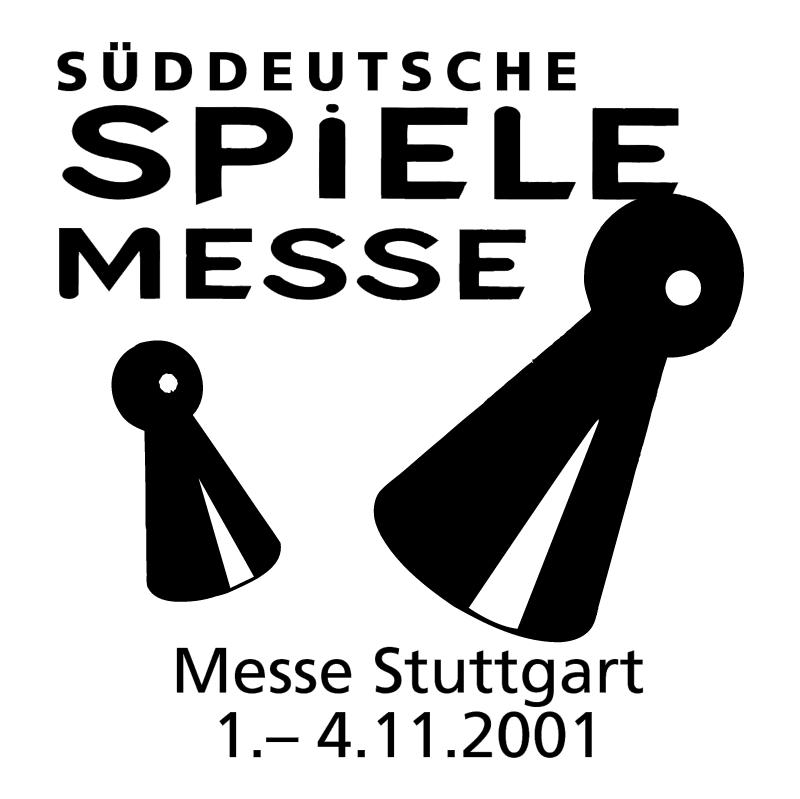 Suddeutsche Spiele Messe vector