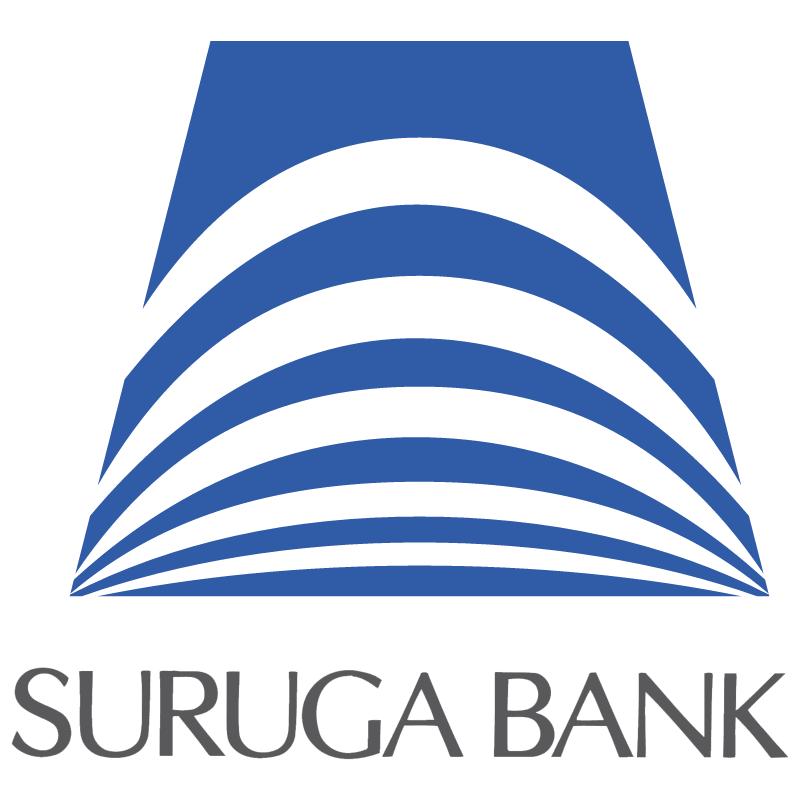 Suruga Bank vector
