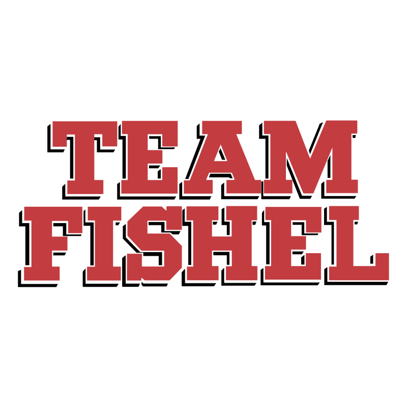 Team Fishel vector