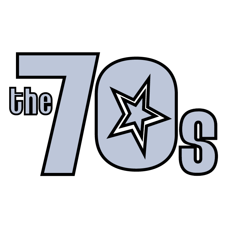 The 70's vector