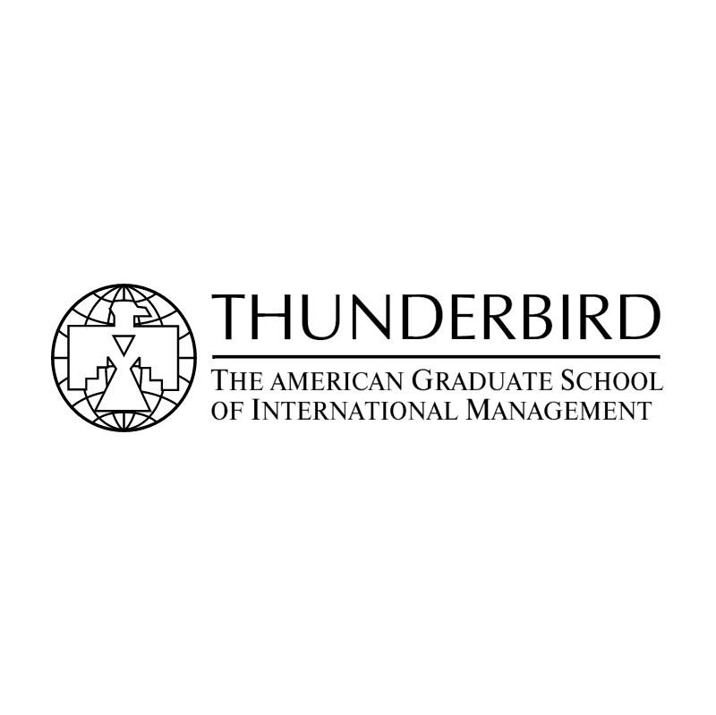 Thunderbird vector