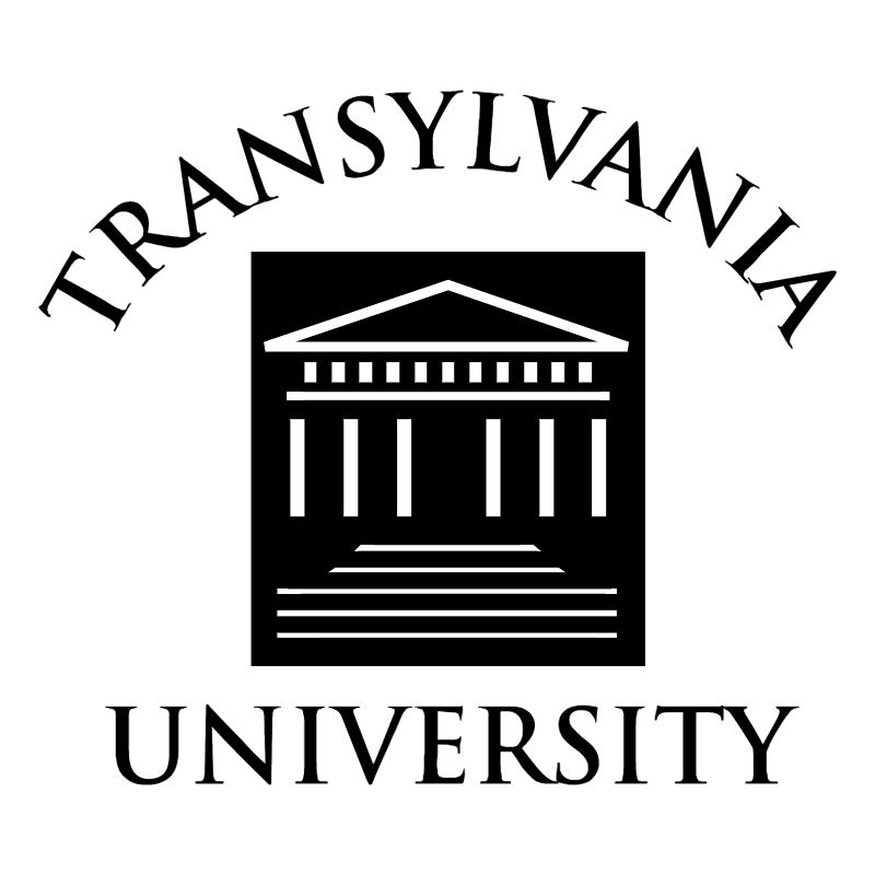 Transylvania University vector