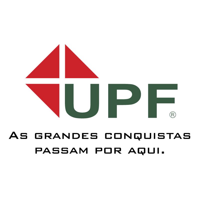 UPF vector