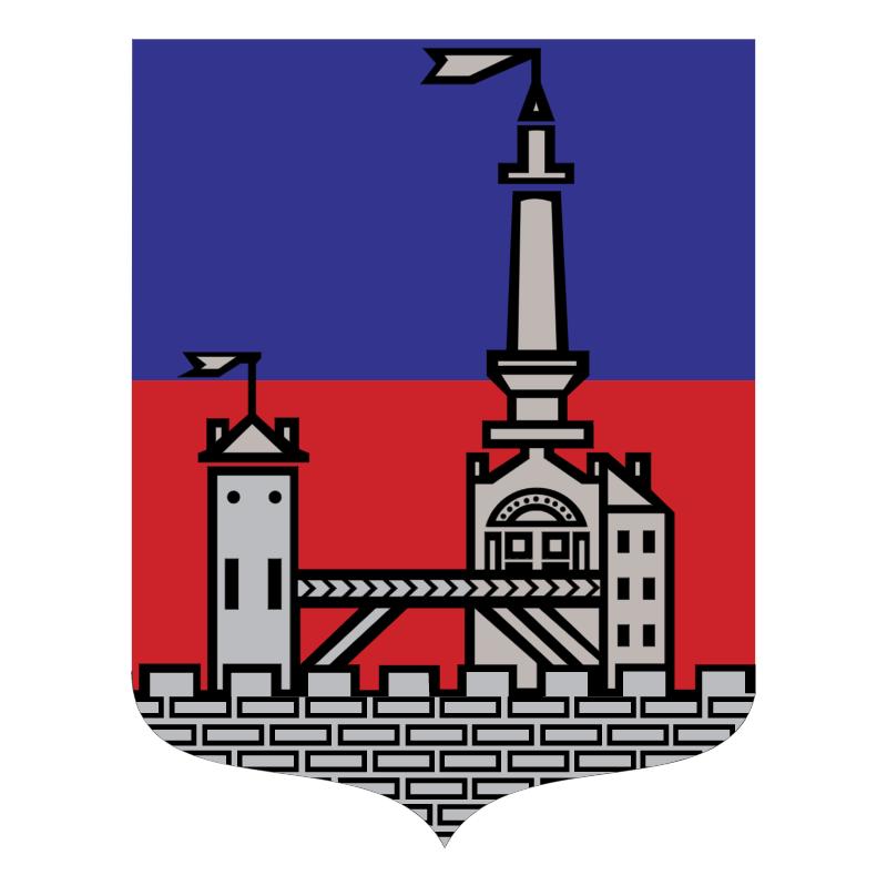 Ville Malakoff vector logo