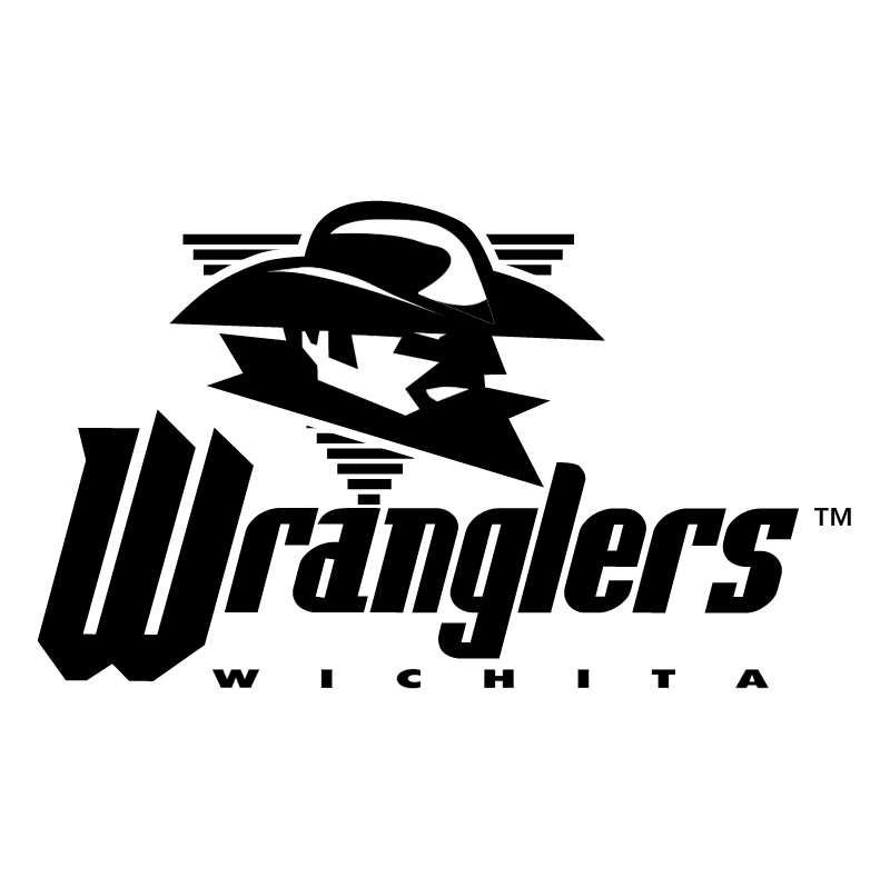 Wichita Wranglers vector