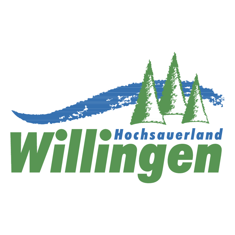 Willigen Hochsauerland vector logo