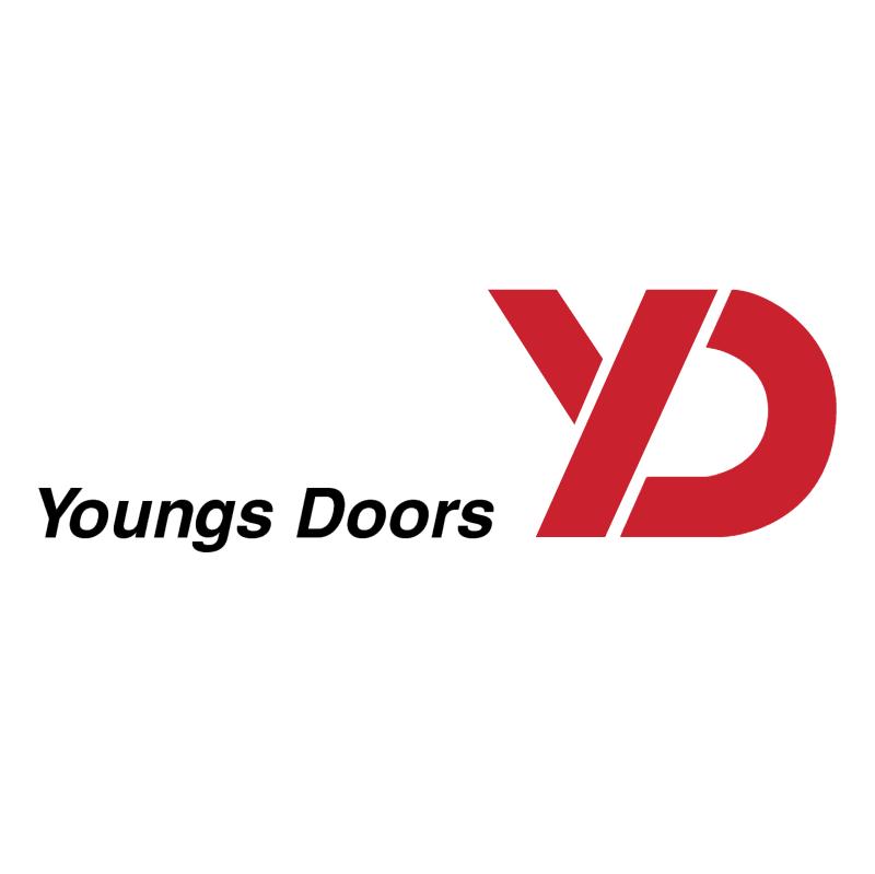 Youngs Doors vector
