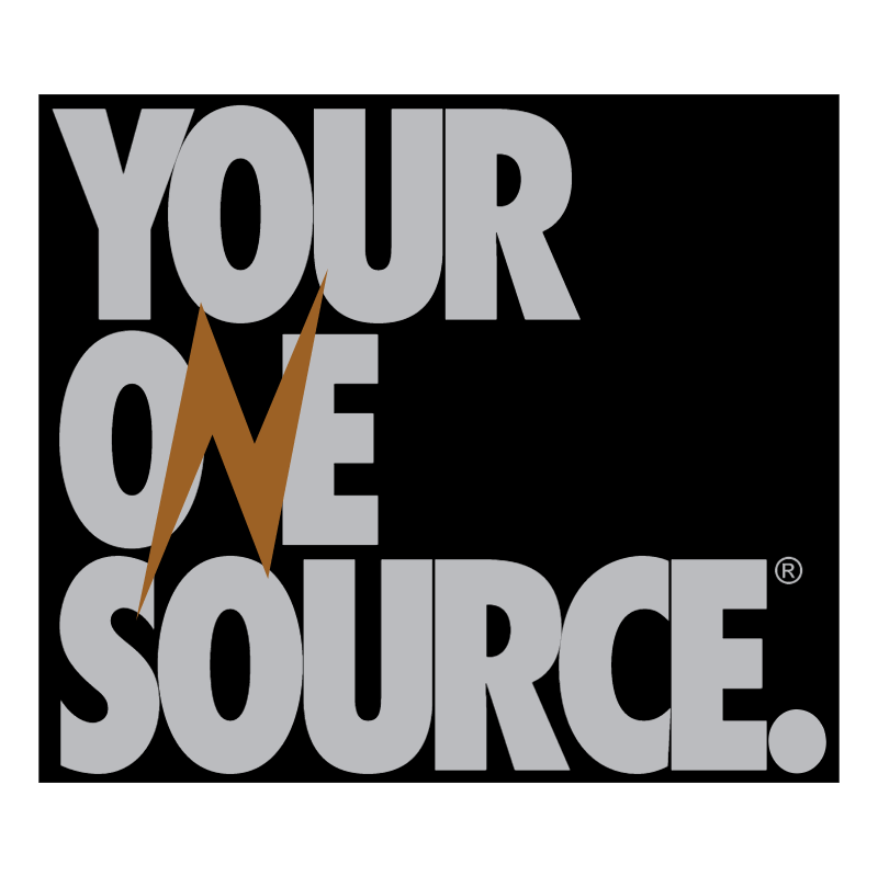 Your One Source vector