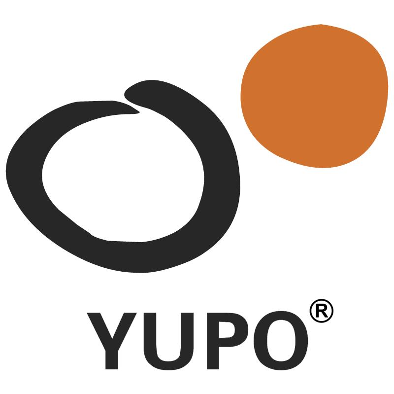 Yupo vector logo