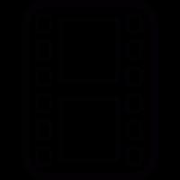 Photograms Strip vector