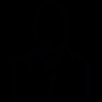 Telemarketer vector
