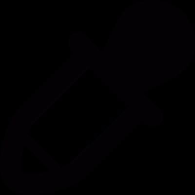 Pipette vector logo