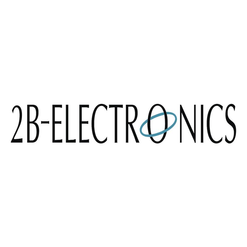 2B Electronics vector