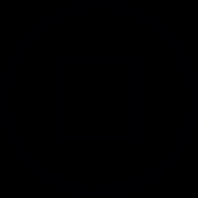 Stop Button vector logo