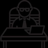 CEO Office vector