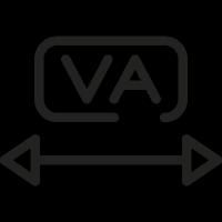 VA Graphic vector