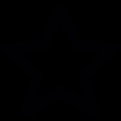 Award Star vector logo