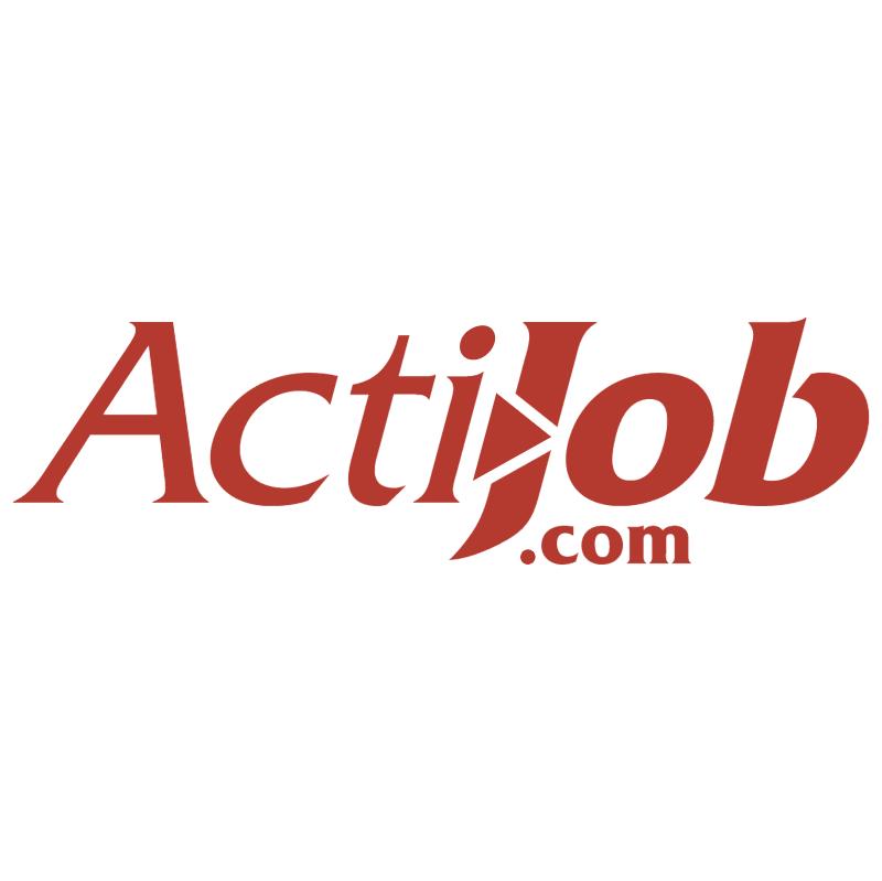 ActiJob vector