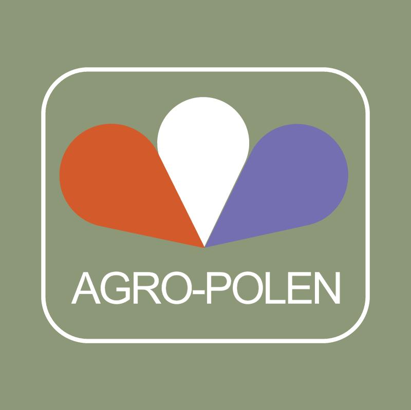 Agro Polen vector