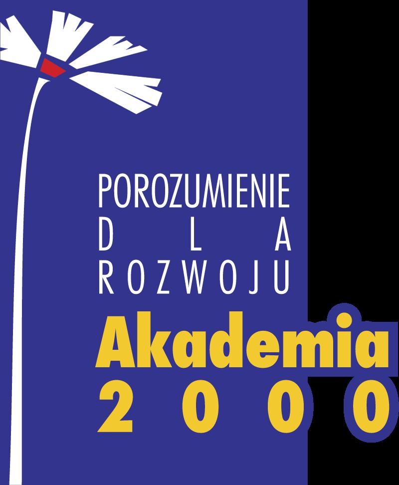 Akademia 2000 vector