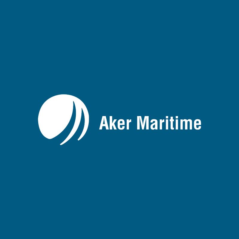 Aker Maritime vector