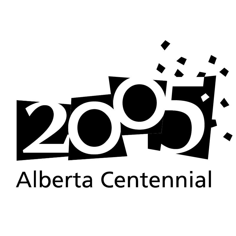 Alberta Centennial 2005 34619 vector