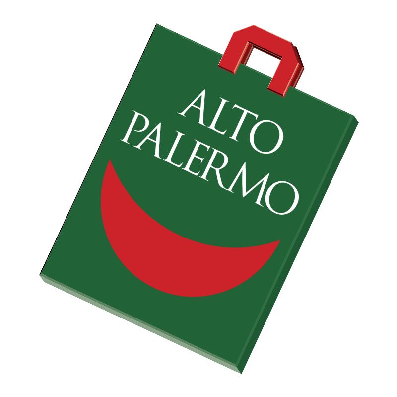 Alto Palermo vector