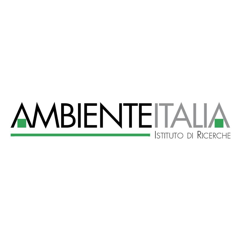 Ambiente Italia vector