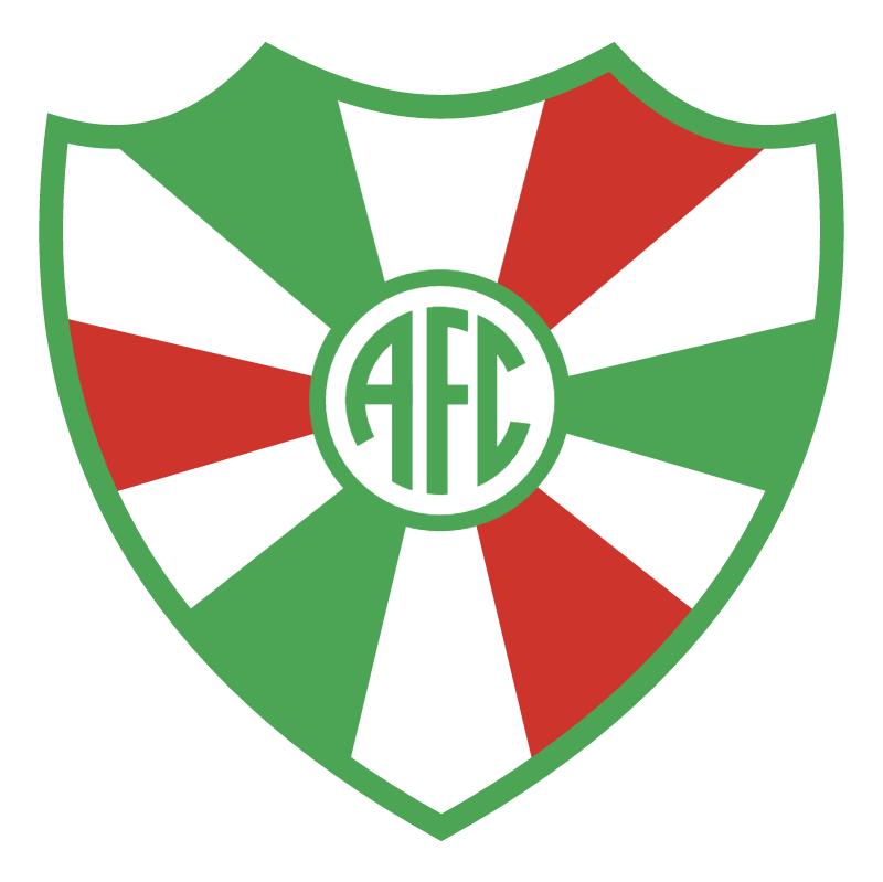 America Futebol Clube de Propria SE vector